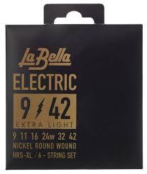 La Bella String Tension Chart La Bella Hrs Xl El Guitar Rwnp