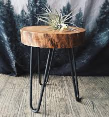 Tree stump furniture Ash Camp Hunt Camphunt Co Chicago Reclaimed Salvaged Wood Stump With Regard To Tree Bertu Home Tables Fascinating Tree Stump Table Applied To Your Home Concept