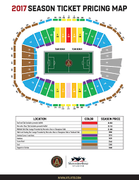 Atlanta United Seating Chart Mercedes Benz New Atlanta Mls Team Gets Fantastic Hype Video For The Win