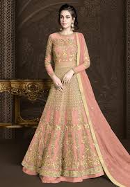 Lehenga Choli Designs Pink Net Designer Lehenga Choli 160701