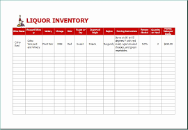 Inventory Spread Sheet Classic Printable Spreadsheet Template