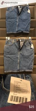 Urban Outfitters Pants Size Chart Nwt Bdg Denim Mini Skirt Bdg Brand From Urban Outfitters