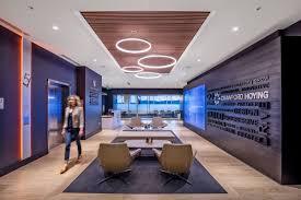 interior architectural photography. Crawford Hoying Bridge Park Office Main Lobby Landing Interior Architectural Photography R