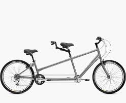 trek t900 tandem bike 2016 demo sport