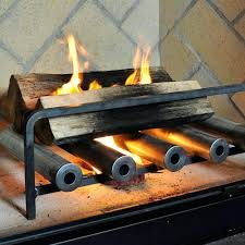 diy fireplace heat exchanger grate heater er s gas 10