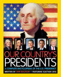Us Presidents Chart Our Countrys Presidents A Complete Encyclopedia Of The