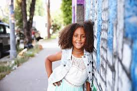 25 Beautiful Little Girl Quotes About Curly Hair