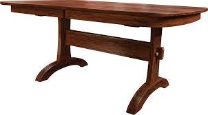 cinnamon cherry coffee table x square oval cedar creek trestle table shown in rustic cherry with sauder beginnings coffee table cinnamon cherry