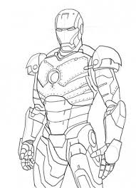 The collection is varied with different skill levels and. Iron Man Colouring Book Cinebrique