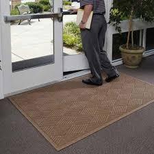 waterhog diamond 1 4 nub height entrance mat by andersen mat company entrance mats indoor industrialmats net