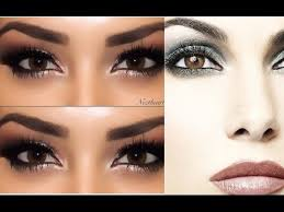 wedding makeup for brown eyes you