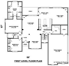 Glamorous 25 Large One Story House Plans Design Ideas Of 176 Best Large House Plans