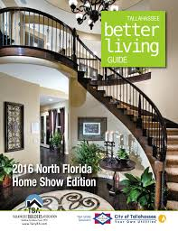 City Of Tallahassee Utility 2016 Tallahassee Better Living Guide By Tba Tallahassee Builders