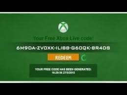 free xbox live gold codes generator no surveys or offers working 100 latest method 2018