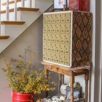 fall office decorating ideas. Unique Office Easy Makeover Idea Vintage Post Office Boxes Throughout Fall Decorating Ideas