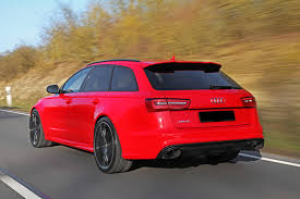 Audi Rs6 Avant Gets 700 Hp From Hperformance RS 6 Performance ...