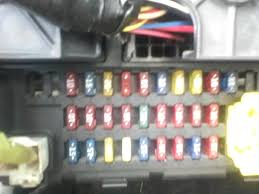 99 Jeep Grand Cherokee Windows Fuse Box Laredo Rear Axle