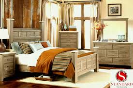 Bed Bedding Relaxing Atmosphere By Using Greensburg Bedroom Set ...