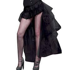 Abuyall Women Gothic Steampunk <b>Skirt</b> Burlesque <b>Vintage</b> ...