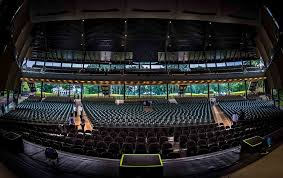 Saratoga Performing Arts Center Seating Chart With Rows Pin On Spac