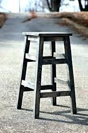 homemade bar stools plans diy
