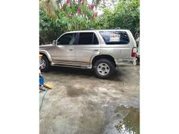 Used Car | Toyota 4Runner Panama 2002 | Vendo Toyota 4runner