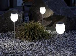 Small Picture Solar garden lights garden paths and garden beautiful night
