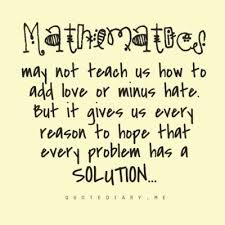 Math Quotes on Pinterest | Mathematics, Math and Mathematicians