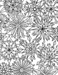 Small Picture Free Printable Winter Coloring Pages for Adults Easy peasy and