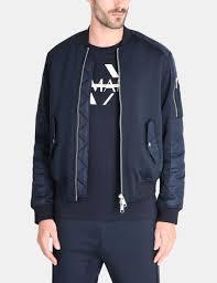 armani exchange neoprene utility er jacket jacket for men a x