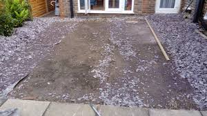 diy ideas needed for mud patch outside