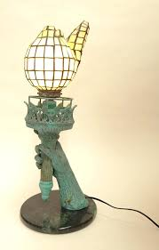 torch table lamp statue of liberty torch desk lamp design ideas torch table lamps torch table lamp