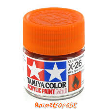 3 59 tamiya color x 26 clear orange