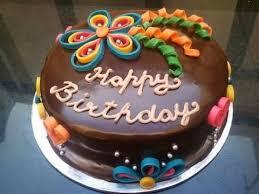 How To Make Home Made Birthday Cake Youtube