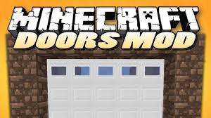 unbelievable block doors minecraft mods malisis doors sliding doors block mixing