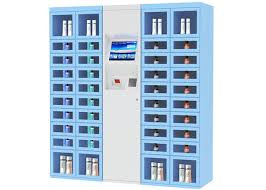 Customized Vending Machines Interesting 48 Hours Self Service Shopping Inventory Vending Machine Fully
