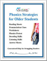 These free phonics worksheets explore the different ways that letters may sound. Phonics Strategies For Older Students By Phonics Advantage Tpt