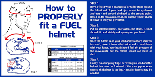 Cookie G3 Size Chart Fuel Helmet Size Chart Bike 24
