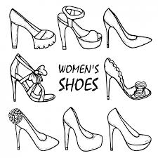 women s shoes collection_1171 15 woman silhouettes vectors, photos and psd files free download on whatsapp chat template psd