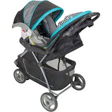 Baby Trend Ez Ride 5 Travel System Stroller And Infant Car Walmart ...
