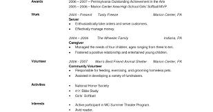 Good Resume Interests Military Nurse Cover Letter Underwriter