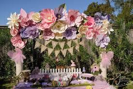 garden party ideas. Pipers First Birthday Party Garden Ideas W