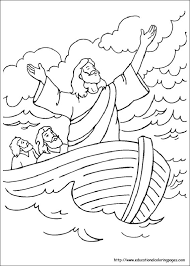 Small Picture coloring page bible noahs ark kids n fun daniel in the lions den
