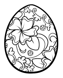 Small Picture Stunning Design Easter Coloring Pages Eggs For Kids And Teens
