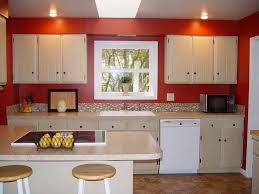 red walls in kitchen - Yahoo Image Search Results | red kitchen ...