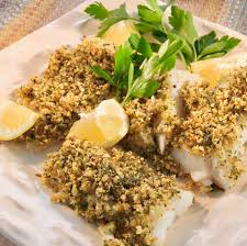 Easy Baked Fish with Lemon Recipe ...