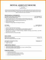 Pleasant Oral Surgeon Dental Assistant Resume About Dental