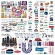 beauty and care products