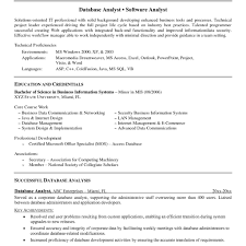 Systems Analyst Resume Samples. Sample Credit Analyst Resume throughout Hris  Resume Sample