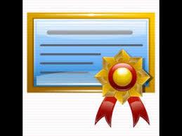 Digital Certificate Certification Authority Ca Digital Certificate Youtube